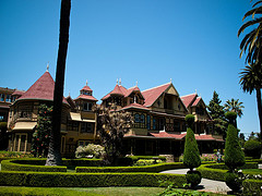 Modern Day Winchester House Courtesy of HarshLight via Flickr